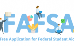 Grab your documents... FAFSA is open!