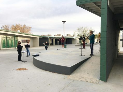 Symphonic Band is breaking the silence on campus