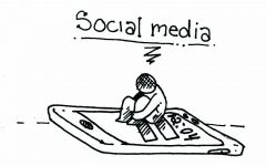Limit your time on social media!