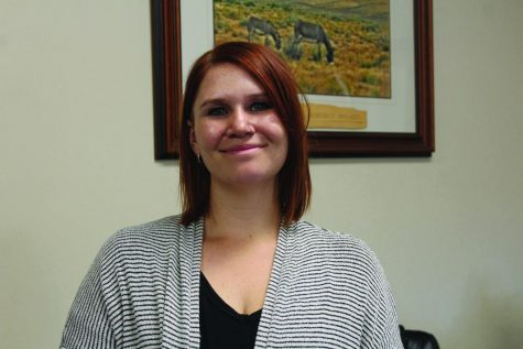 Burroughs welcomes Jarred Onstott as their new receptionist.