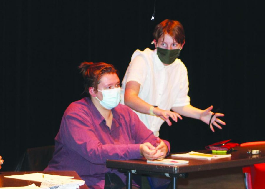 """Justice takes the stage in """"Twelve Angry Jurors"""""""